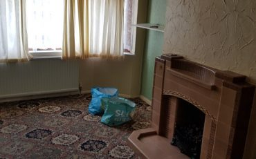 house clearance laindon in progress